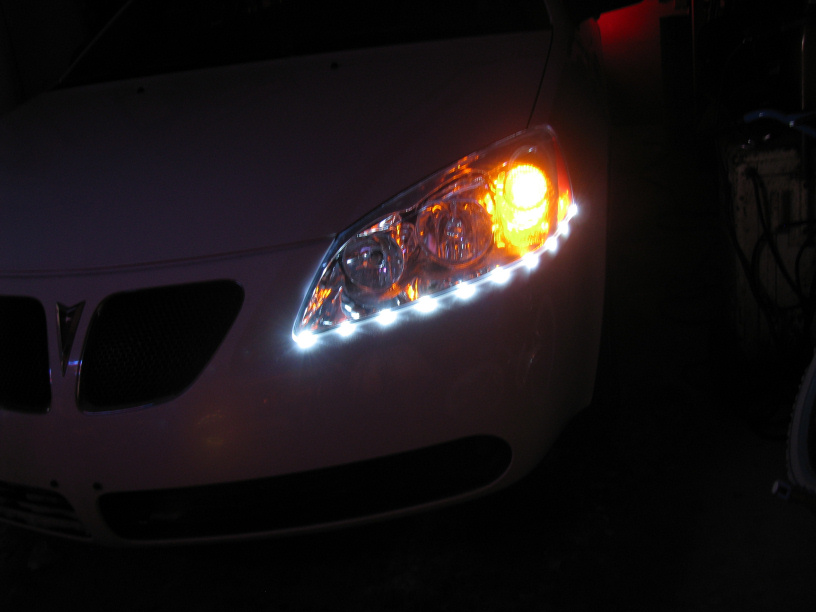 Headlight Led And Interior Led Pics Page 5 Pontiac G6 Forum